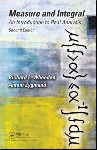Couverture de l'ouvrage Measure and Integral