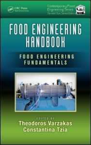 Couverture de l'ouvrage Food Engineering Handbook