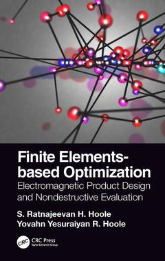 Cover of the book Finite Elements-based Optimization