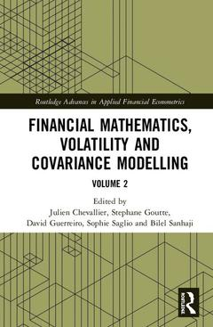 Couverture de l'ouvrage Financial Mathematics, Volatility and Covariance Modelling