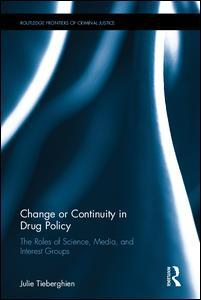 Couverture de l'ouvrage Change or Continuity in Drug Policy
