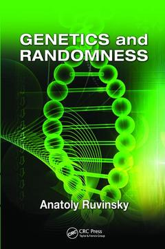 Cover of the book Genetics and randomness