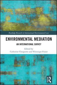 Couverture de l'ouvrage Environmental Mediation