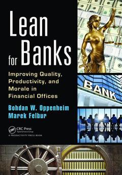 Couverture de l'ouvrage Lean for Banks