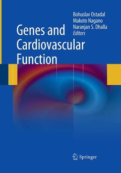 Couverture de l'ouvrage Genes and cardiovascular function