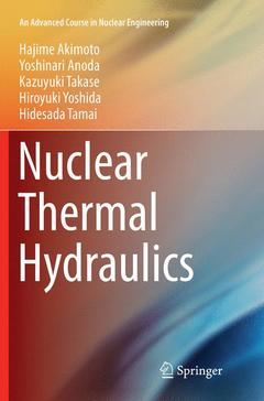 Couverture de l'ouvrage Nuclear Thermal Hydraulics