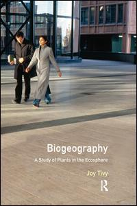 Couverture de l'ouvrage Biogeography : a study of plants in the ecosphere (3rd ed' 93)