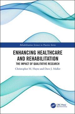 Couverture de l'ouvrage Enhancing Healthcare and Rehabilitation