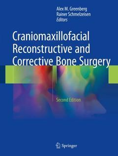 Cover of the book Craniomaxillofacial Reconstructive and Corrective Bone Surgery