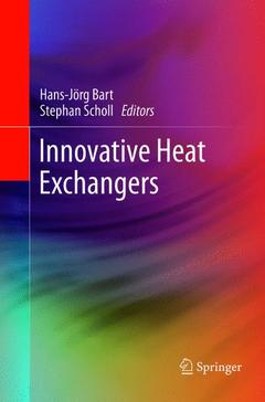 Cover of the book Innovative Heat Exchangers