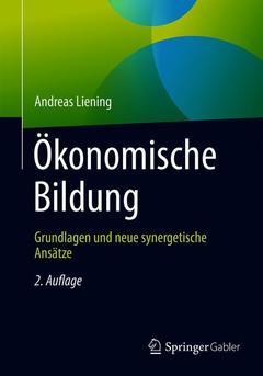 Couverture de l'ouvrage Ökonomische Bildung