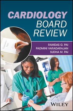 Couverture de l'ouvrage Cardiology Board Review