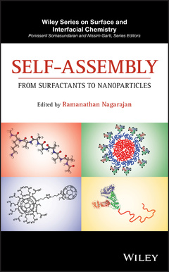 Cover of the book Self -Assembly