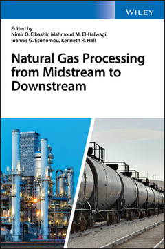 Cover of the book Natural Gas Processing from Midstream to Downstream
