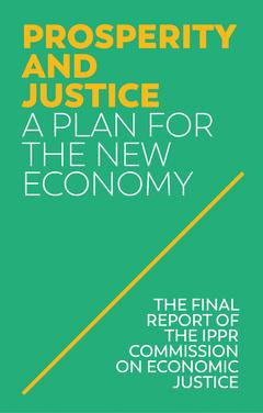 Couverture de l'ouvrage Prosperity and Justice