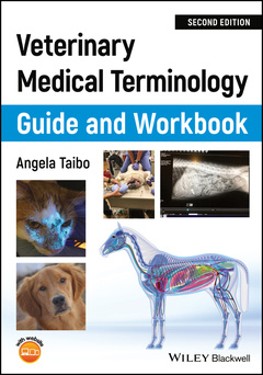 Cover of the book Veterinary Medical Terminology Guide and Workbook