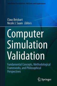 Couverture de l'ouvrage Computer Simulation Validation