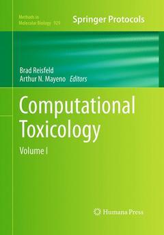 Couverture de l'ouvrage Computational Toxicology
