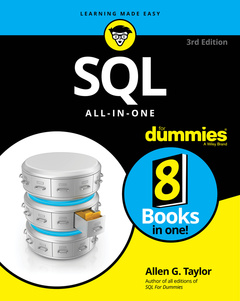 Cover of the book SQL All In One For Dummies