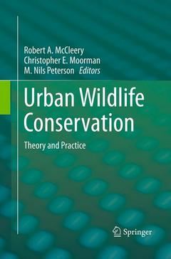 Cover of the book Urban Wildlife