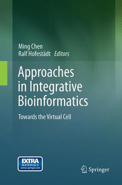 Cover of the book Approaches in Integrative Bioinformatics