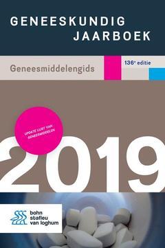 Couverture de l'ouvrage Geneeskundig Jaarboek 2019
