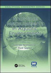 Cover of the book Analytical measurements in aquatic environments