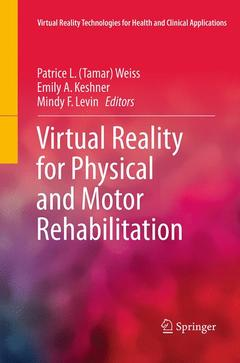 Cover of the book Virtual Reality for Physical and Motor Rehabilitation