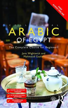 Cover of the book Colloquial Arabic of Egypt