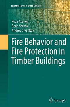 Cover of the book Fire Behavior and Fire Protection in Timber Buildings