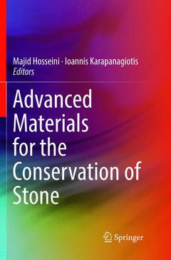 Cover of the book Advanced Materials for the Conservation of Stone