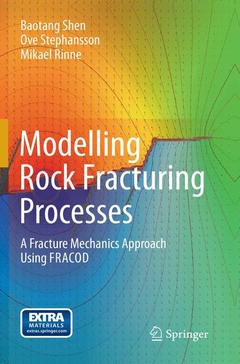 Cover of the book Modelling Rock Fracturing Processes