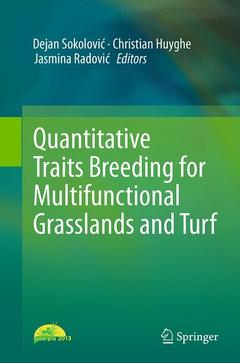 Cover of the book Quantitative Traits Breeding for Multifunctional Grasslands and Turf