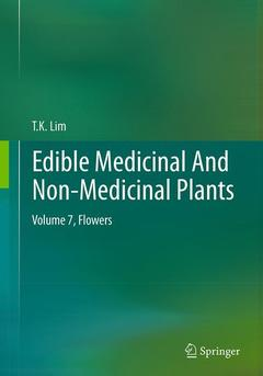 Couverture de l'ouvrage Edible Medicinal And Non-Medicinal Plants