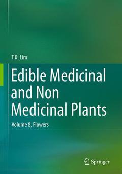 Couverture de l'ouvrage Edible Medicinal And Non Medicinal Plants
