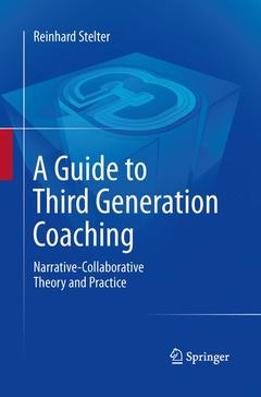 Couverture de l'ouvrage A Guide to Third Generation Coaching