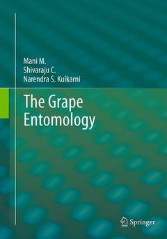 Cover of the book The Grape Entomology