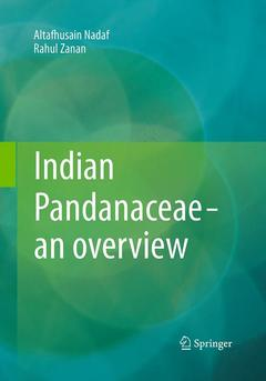Cover of the book Indian pandanaceae - an overview