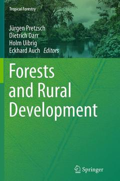 Couverture de l'ouvrage Forests and Rural Development
