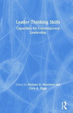 Couverture de l'ouvrage How Leaders Think