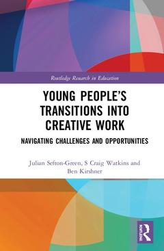 Cover of the book Young People's Journeys into Creative Work