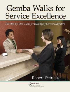 Couverture de l'ouvrage Gemba Walks for Service Excellence