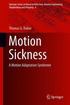 Cover of the book Motion Sickness