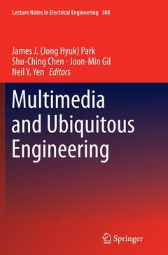 Couverture de l'ouvrage Multimedia and Ubiquitous Engineering