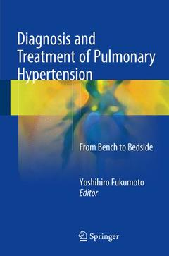 Cover of the book Diagnosis and Treatment of Pulmonary Hypertension