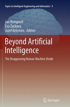 Cover of the book Beyond Artificial Intelligence