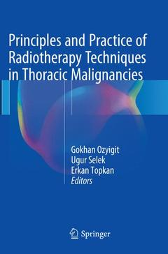Cover of the book Principles and Practice of Radiotherapy Techniques in Thoracic Malignancies