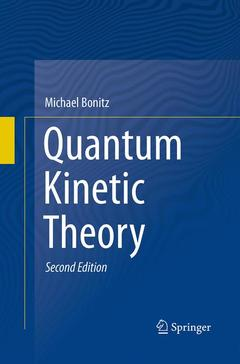 Cover of the book Quantum Kinetic Theory