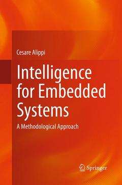 Couverture de l'ouvrage Intelligence for Embedded Systems