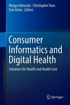 Cover of the book Consumer Informatics and Digital Health